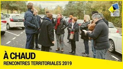 [A CHAUD] A la rencontre des acteurs et citoyens des territoires - 2019