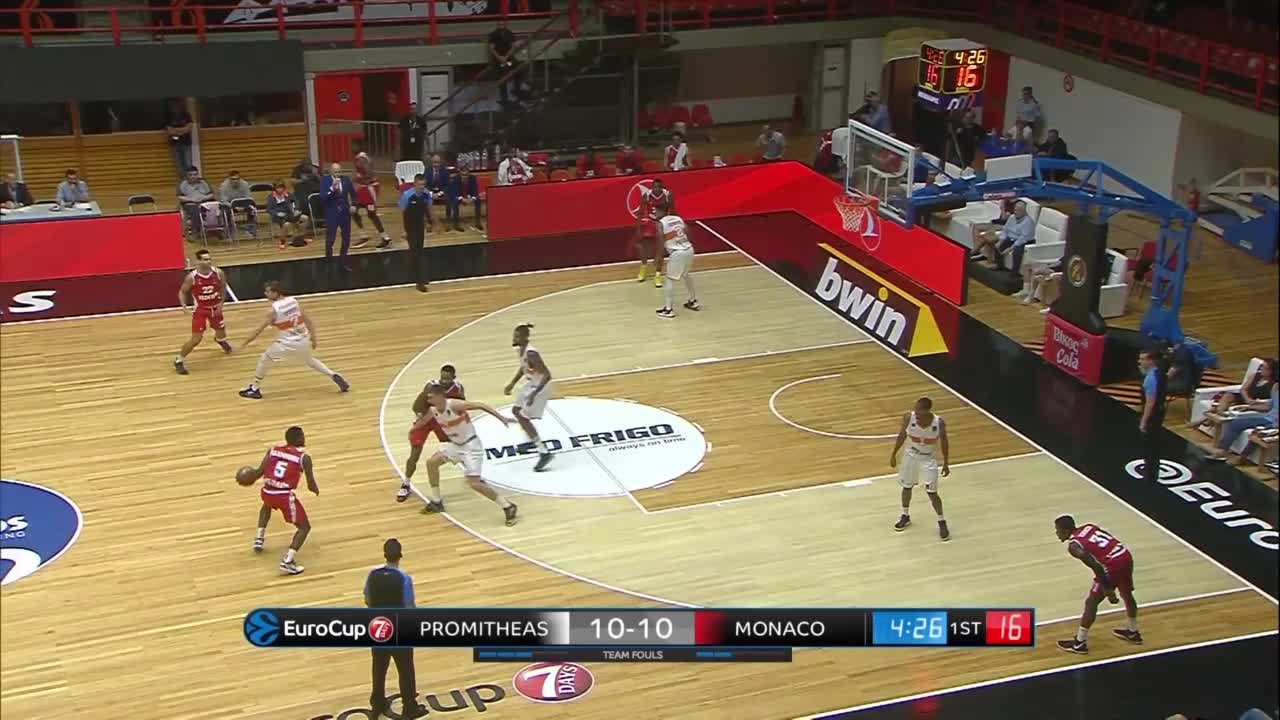 AS Monaco top plays of the regular season