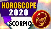 Scorpio | Annual horoscope | Horoscope of Scorpio 2020  | 2020 Tarot Card PREDICTION |Oneindia News