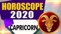 Capricorn | Annual horoscope | Horoscope of Capricorn 2020 । 2020 Tarot Card PREDICTION |Oneindia