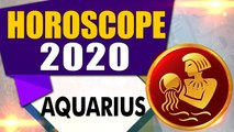 Aquarius | Annual horoscope | Horoscope of Aquarius 2020 | 2020 Tarot Card PREDICTION |Oneindia News