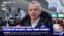 """Grève SNCF: """"2 TGV sur 3"""" vont circuler en France ce week-end"""
