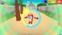 Paw Patrol Pups Take Flight 5 MARSHALL Volcano Island - New Video Game for Kids by Nickelodeon