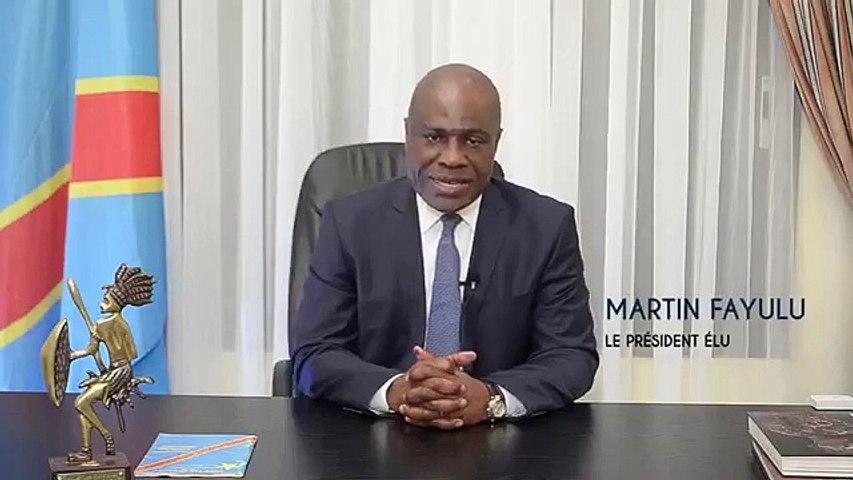 Discours de Martin FAYULU à la Nation : dit à FATSHI de demander pardon aux Congolais et renoncer au Deal
