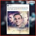 Jeux de mots, montages et détournements : la fuite de Carlos Ghosn au Liban régale les internautes
