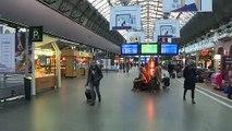 Grève: 2 TGV sur 3 pour le week-end du retour des vacances (SNCF)