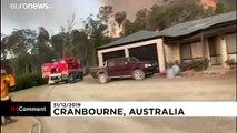 Unprecedented wildfires continue to rage in Australia