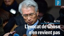 Fuite de Carlos Ghosn : son avocat japonais est « abasourdi »