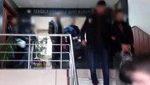 DEAŞ operasyonunda 3 şüpheli tutuklandı