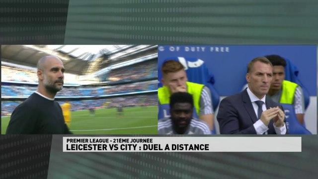 Leicester Vs City : Duel à distance