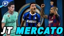 Journal du Mercato : l'Inter Milan veut du très lourd