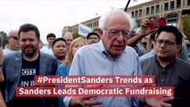 Bernie Sanders Is On A Roll