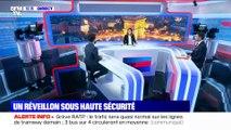 Story 4 : Les champs-Élysées se préparent au réveillon de la Saint-Sylvestre - 31/12