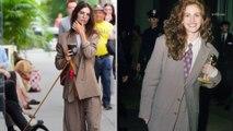 Ok, Wait — Julia Roberts Dressed *Just Like* Emily Ratajkowski Back in the '90s