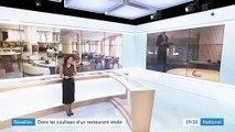 Réveillon du Nouvel An : dans les coulisses du restaurant étoilé d'Hélène Darroze