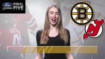 Ford Final Five Facts: Bruins Are Now 0-6 In Shootouts