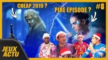 Star Wars IX & The Witcher : LES 2 GROS GÂCHIS DE 2019 ? On en débat avec FilmsActu !
