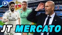 Journal du Mercato : le Real Madrid déterminé à chasser ses indésirables