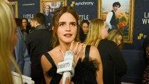 Emma Watson on How Taylor Swift is like Jo March