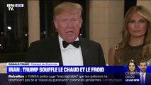 Donald Trump dit ne pas s'attendre à une guerre avec l'Iran