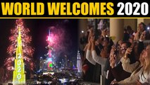 Happy New Year 2020: Watch how the world ushered in the new decade | OneIndia News