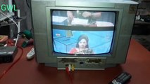 How to Repair Crt tv Vertical Rolling  Problem   Vertical Rolling Problem tv Fault Repair   Vertical Rolling Problem Solve