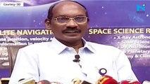 2020 will be year of Chandrayaan-3 & Gaganyaan : ISRO Chief