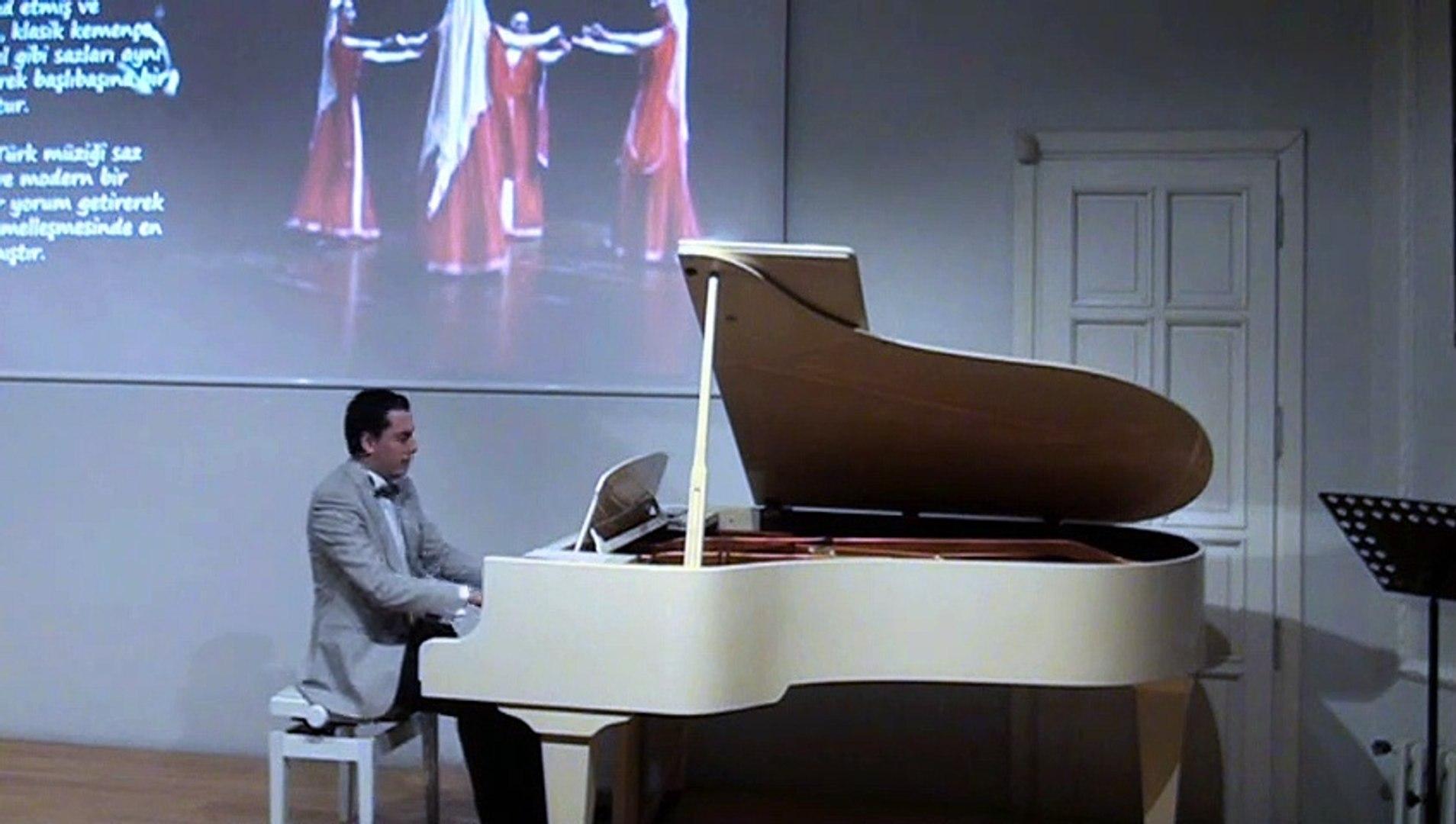 Tanburi Cemil Bey, Çeçen Kızı, Klasik Türk Müziği Piyano Solo Resitali Konseri En Güzel Enstrümantal