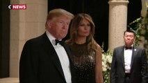 Donald Trump provoque Emmanuel Macron le soir du Réveillon