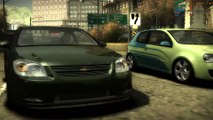 Need for Speed Most Wanted | Slicing the SpeedTraps with Sleek German Beauty | Text commentary