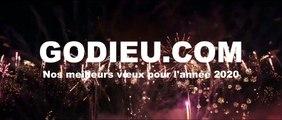 Voeux de Bonne Année 2020 - GoDieu.com