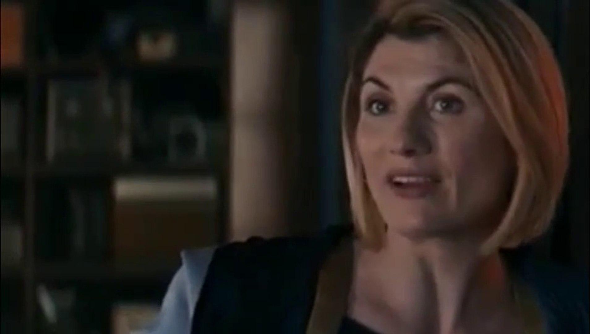 Doctor Who - S12E01 - Spyfall (1) - January 01, 2020    Teen Titans Go! (01/01/2020)