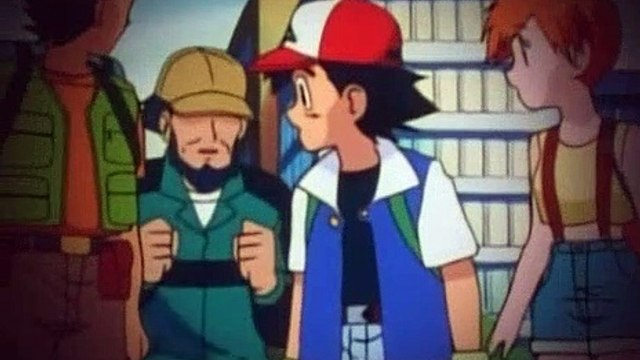 Pokemon S01E22 Abra And The Psychic Pokemon