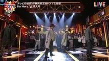 20200101 『CDTVスペシャル!年越しプレミアライブ 2019→2020』三浦大知「I'm Here」
