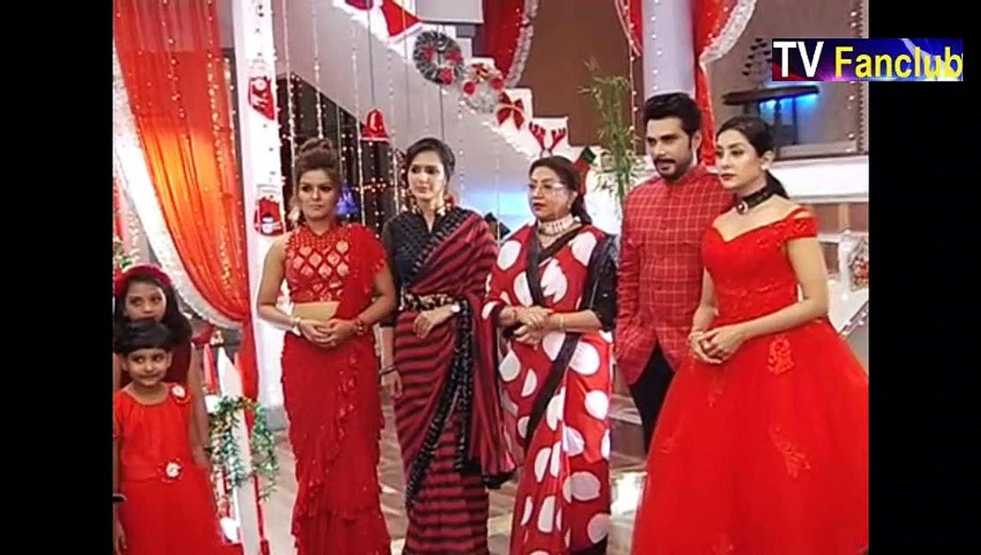 Yeh Rishta Kya Kehlata Hai : 2 January 2020 Full Episode shoot - Kartik - Naira's Christmas l 3