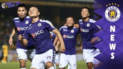 Top 10 bàn thắng cảm xúc nhất của CLB Hà Nội năm 2019 | HANOI FC
