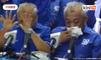 Bung Moktar menangis ketika menceritakan kebangkitan Umno Sabah