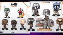 Star Wars The Mandalorian Funko Pop Wave 2 is AMAZING and AVAILABLE NOW!  So much new merch ! #TheMandalorian #starwars