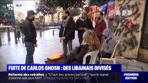 Les Libanais divisés sur la fuite de Carlos Ghosn à Beyrouth