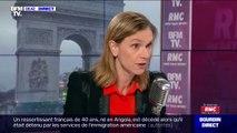 """Selon Agnès Pannier-Runacher, """"le blocage des raffineries"""" est illégal, """"c'est une pression qui n'est pas acceptable"""""""