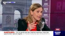 """Agnès Pannier-Runacher sur les impacts de la grève: """"Le tourisme international n'a pas fléchi"""""""