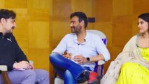 Ajay Devgn And Kajol Interview On Tanhaji, Box Office Numbers And More