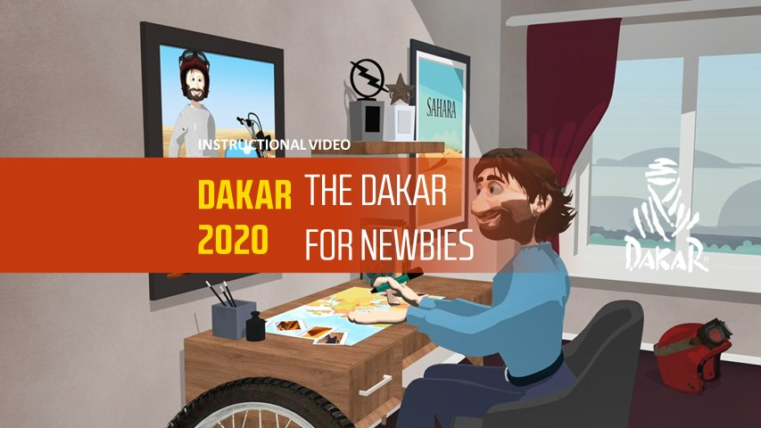 The Dakar for Newbies - Dakar 2020