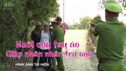 Giúp nhân nhân trả oán - nuôi ong tay áo | RANH GIỚI TRẮNG ĐEN | ANTV | HTV LIFE