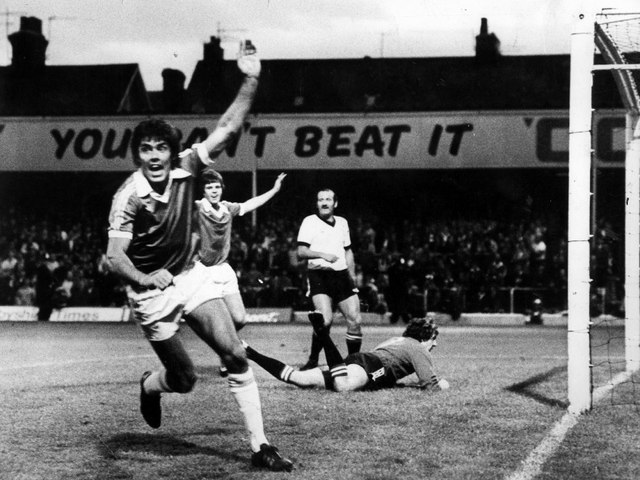 Chesterfield FC history