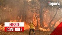 Australie : des incendies hors de contrôle font 8 morts