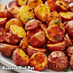 Roasted Red Potatoes - CLEVER CHEF