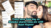 Trolls have field day as Malaika shares cosy pic with Arjun Kapoor