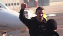 Transferts - Ibrahimovic arrive à Milan