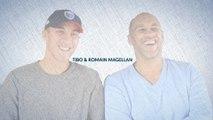« La Tête dans les Alpes » - Bonus : l'interview de Tibo & Romain Magellan